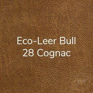 Eco-leer Bull 28 Cognac