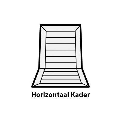 stiksel-horizontaal-kader